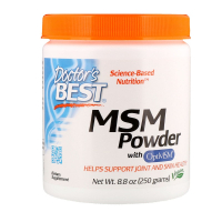 Doctor's Best MSM Powder with OptiMSM (250 гр)