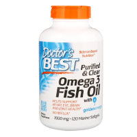 Doctor's Best Omega 3 Fish Oil 1000 mg