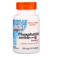 Doctor's Best Phosphatidylserine 100 mg
