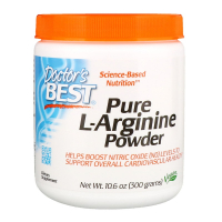 Doctor's Best Pure L-Arginine Powder (300 гр)