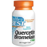 Doctor's Best Quercetin Bromelain - Кверцетин с бромелайном