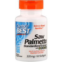 Doctor's Best Saw Palmetto
