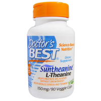 Doctor's Best Suntheanine L-Theanine 150 mg