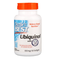 Doctor's Best Ubiquinol with Kaneka 100 mg