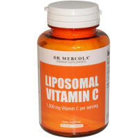 Dr. Mercola Liposomal Vitamin C 1000 mg