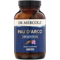 Dr. Mercola Pau D'Arco 1,000 mg