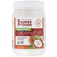 Dr. Murray's Coconut Oil (473 мл) - Органическое кокосовое масло