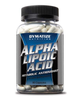 Dymatize Alpha Lipoic Acid (90 капс)