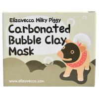 Elizavecca Milky Piggy Carbonated Bubble Clay Mask (100 гр) - Пузырьковая глиняная маска