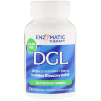 Enzymatic Therapy DGL (экстракт солодки)