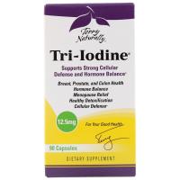 EuroPharma Terry Naturally Tri-Iodine 12.5 mg