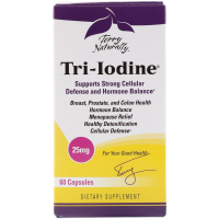 EuroPharma Terry Naturally Tri-Iodine 25 mg