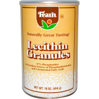 Fearn Natural Food Lecithin Granules (454 гр)