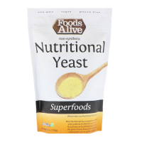 Foods Alive Nutritional Yeast Superfoods (170 гр) - Пищевые дрожжи