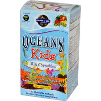 Garden of Life Oceans Kids DHA Chewables