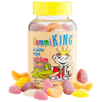 Gummi King Calcium Plus Vitamin D for Kids
