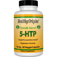 Healthy Origins 5-HTP 50 mg