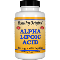Healthy Origins Alpha Lipoic Acid 600 mg