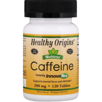 Healthy Origins Caffeine 200 mg