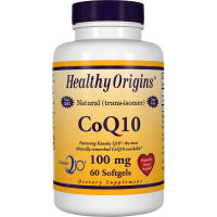 Healthy Origins CoQ10 100 mg