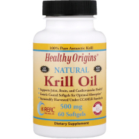 Healthy Origins Krill Oil 1000 mg