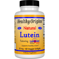 Healthy Origins Lutein 20 mg