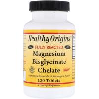 Healthy Origins Magnesium Bisglycinate Chelate