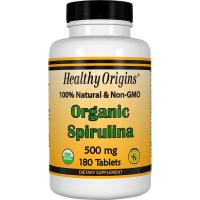 Healthy Origins Organic Spirulina - Спирулина