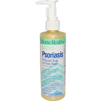 Home Health Psoriasis Medicated Scalp and Body Wash (236 мл)