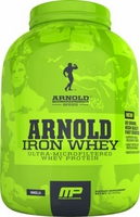 MusclePharm Iron Whey Arnold Series (2.27 кг)
