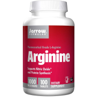 Jarrow Formulas Arginine 1000 mg