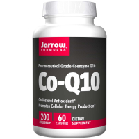 Jarrow Formulas CoQ10 200 mg