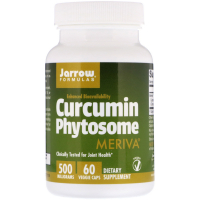 Jarrow Formulas Curcumin Phytosome 500 mg
