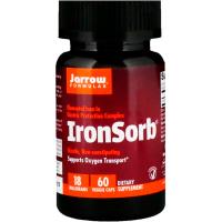 Jarrow Formulas IronSorb 18 mg - Железо