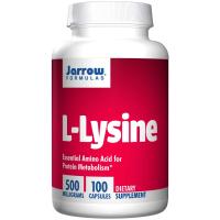 Jarrow Formulas L-Lysine 500 mg