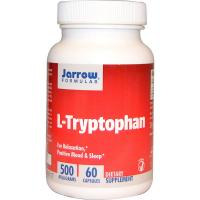 Jarrow Formulas L-Tryptophan 500 mg