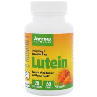 Jarrow Formulas Lutein 20 mg