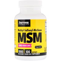 Jarrow Formulas MSM 1000 mg