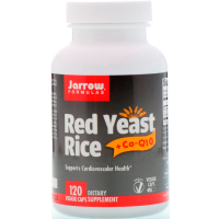 Jarrow Formulas Red Yeast Rice + Co-Q10