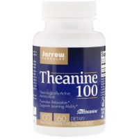 Jarrow Formulas Theanine 100 100 mg