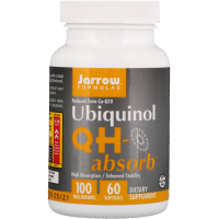 Jarrow Formulas Ubiquinol QH-Absorb 100 mg - Убихинол