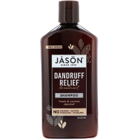 Jason Natural Dandruff Relief (355 мл) - Лечебно-профилактический шампунь