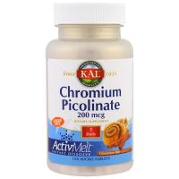 KAL Chromium Picolinate 200 mcg