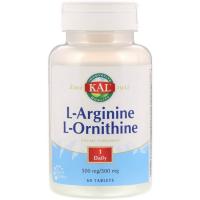 KAL L-Arginine L-Ornithine