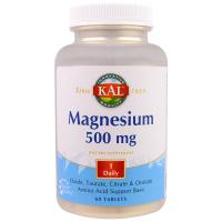 KAL Magnesium 500 mg