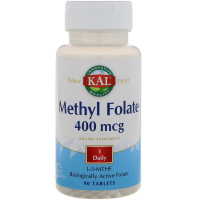 KAL Methyl Folate 400 mcg