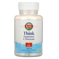 KAL Think Magnesium L-Threonate