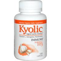 Kyolic Aged Garlic Extract Immune Formula 103