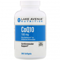 Lake Avenue Nutrition CoQ10 100 mg