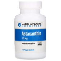 Lake Avenue Nutrition Astaxanthin 10 mg